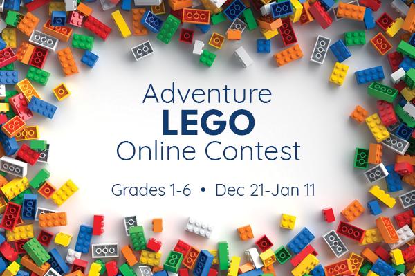 Adventure LEGO Contest, Dec 21-Jan 11