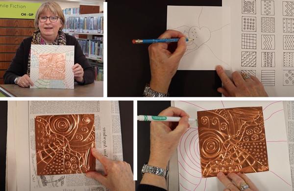 Video: Foil Art