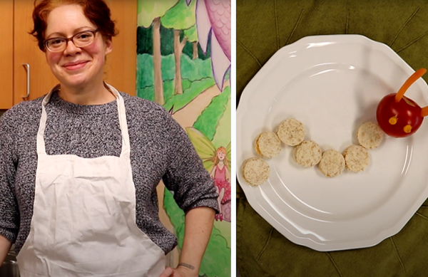 Video: Little Kids in the Kitchen: I Can Make My Own Fun Snacks!