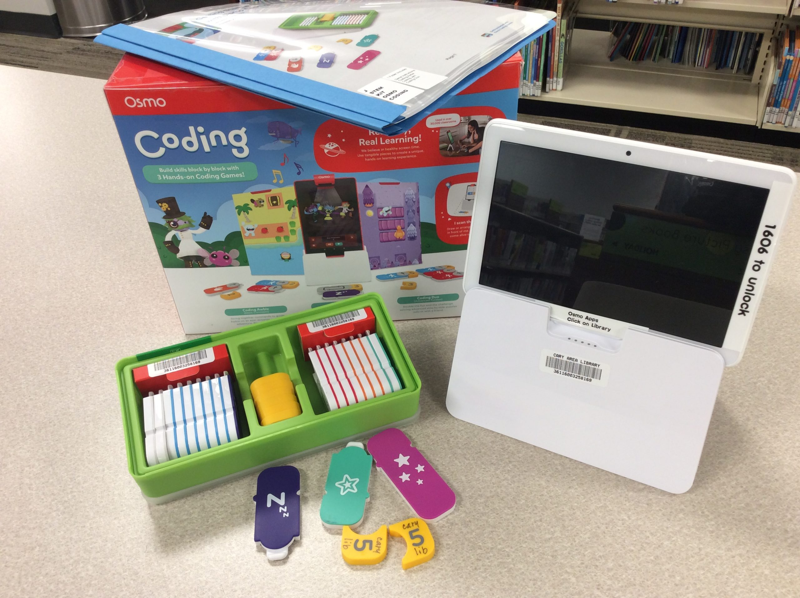 Osmo Coding & Tablet